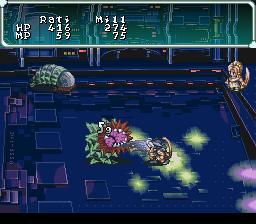 Sistema de batalha diferente do que costumamos ver em RPGs