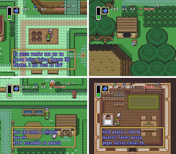 Detonado de Bolso – Legend of Zelda – A Link to the Past (SNES