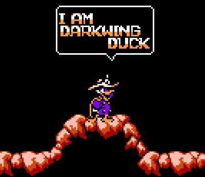 [Análise Retro Game] - Darkwing Duck - NES Iam