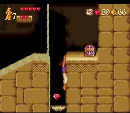 ...não é. Só não fique muito tempo na plataforma abaixo do diamante que ela é fraca