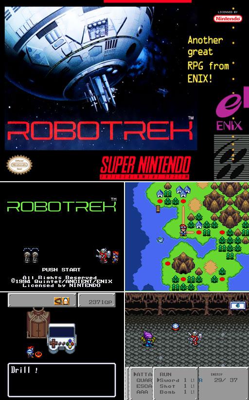 004-Robotrek