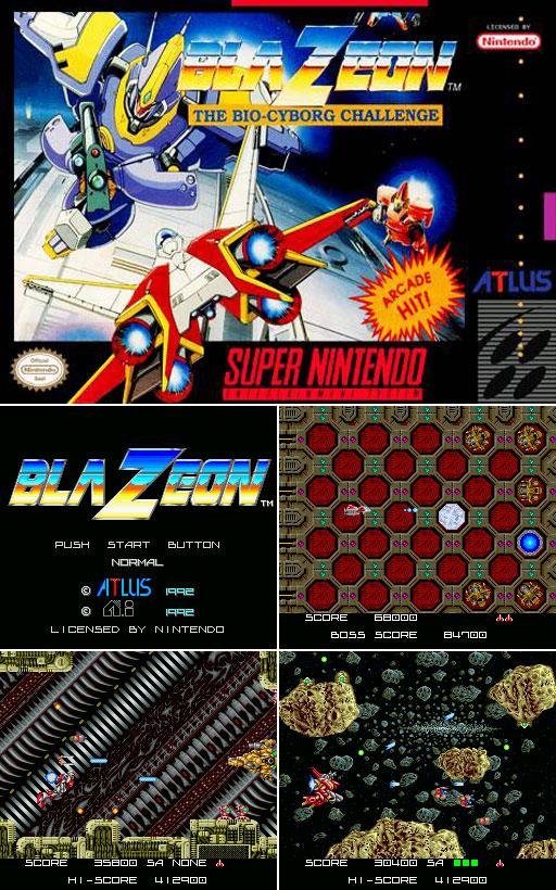 132-Blazeon