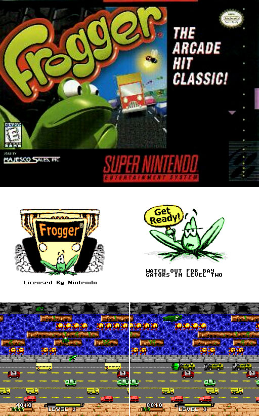 195-Frogger