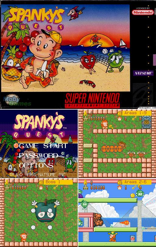 269-Spankys