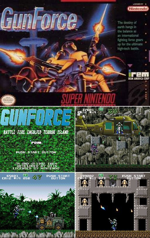 333-GunForce