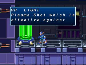 Você ganhará o Plasma Shot...