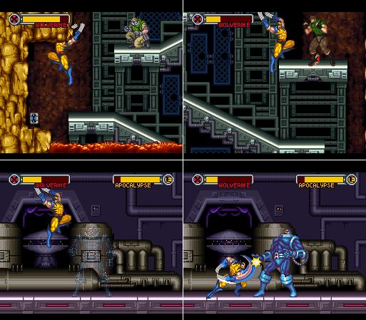 X-Men - Mutant Apocalypse005